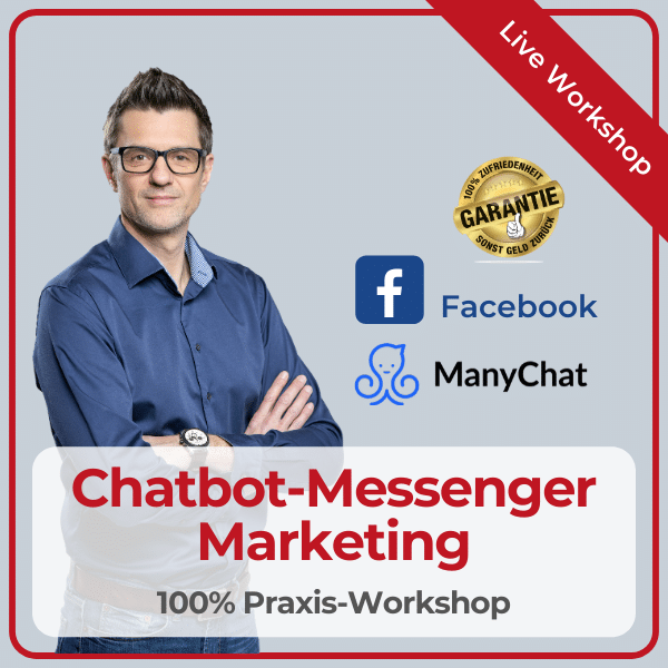 Praxis-Workshop Chatbot-Messenger-Marketing
