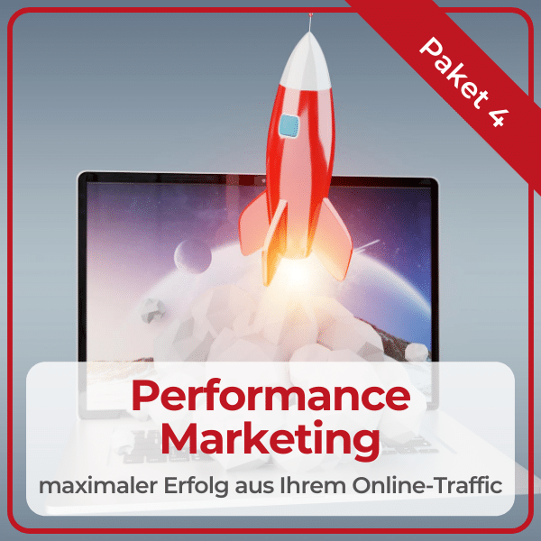 "Paket ""Performance Marketing"""