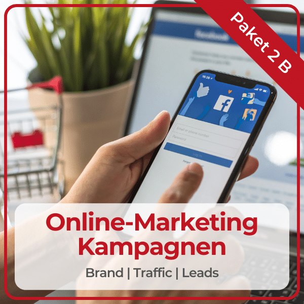 "Paket 2b ""Online Marketing Kampagnen"""